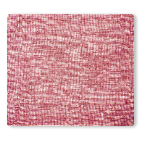 Silicone placemat, Cranberry