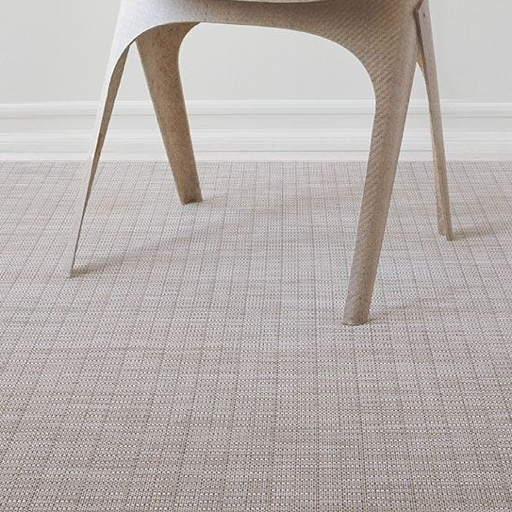"Woven floormat, ""Thatch"" weave, 46x72"