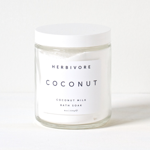 Herbivore Coconut Bath Soak