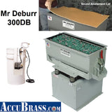 300DB Mr Deburr 3 CF Rectangular Vibratory Finishing Tank