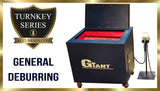 turnkey series general deburring giant finishing wedge 5