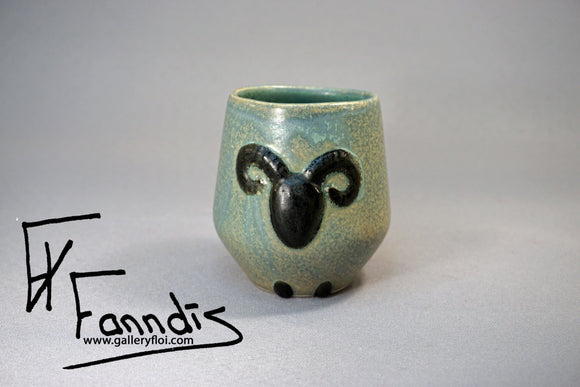 Kinda bolli / Sheep cup (250 ml)