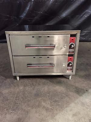 Wittco 2 drawer hot food and breadwarmer 200-2R
