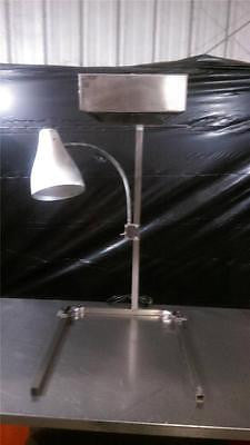 Used-Berkel HL-2 dual heat lamp for slicer-BUYREL