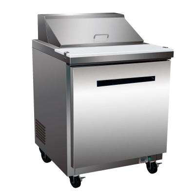 Sandwich Prep 48-18M / 18 Pan Prep Unit