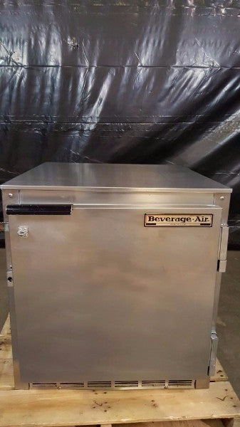 "Used-Beverage Air UCR27A 27"" Stainless Steel Undercounter Cooler-buyREL"