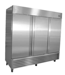 RF-3 / 72 cu. ft. 3 Door Freezer