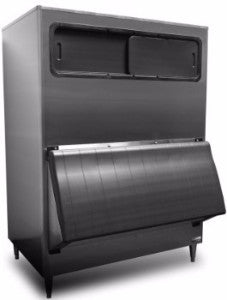 B-1300SS, 48″ W High Capacity Ice Storage Bin – Stainless Steel Exterior-BUYREL