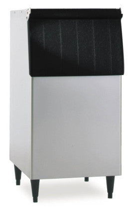 B-900SF, 52″ W Ice Storage Bin – Stainless Steel Exterior-BUYREL
