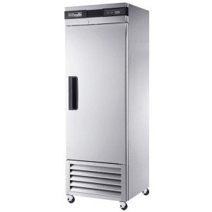 BSR23-1 Solid Door Stainless Refrigerator, Bottom Mounted-buyREL