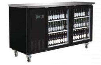 Back Bar Cooler 61-24G