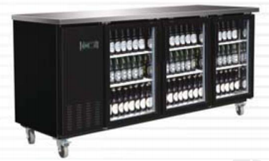Back Bar Cooler 73 24G