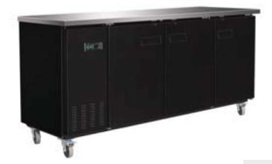 Back Bar Cooler 73-24