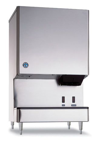 DCM-500BWH-OS, Ice Maker, Water-cooled, Ice and Water Dispenser, Opti-Serve Series-BUYREL