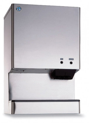 DCM-500BWH, Ice Maker, Water-cooled, Ice and Water Dispenser-BUYREL