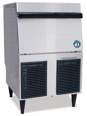 F-330BAH, Ice Maker, Air-cooled, Self Contained, Built in Storage Bin-BUYREL