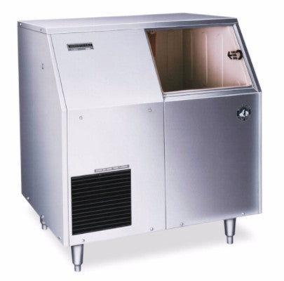 F-500BAF, Ice Maker, Air-cooled, Self Contained, Built in Storage Bin-BUYREL