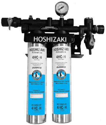 H9320-52, Twin Water Filter System with Manifold & Cartridge-buyrel