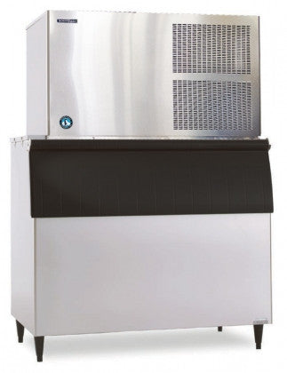 KM-1301SAH-P, Ice Maker, Air-cooled, Stackable, Tamper Proof-BUYREL