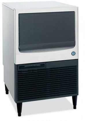 KM-151BWH, Ice Maker, Water-cooled, Self Contained, Built in Storage Bin-BUYREL