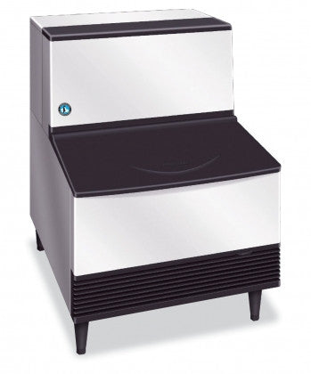 KM-201BWH, Ice Maker, Water-cooled, Self Contained, Built in Storage Bin - BUYREL