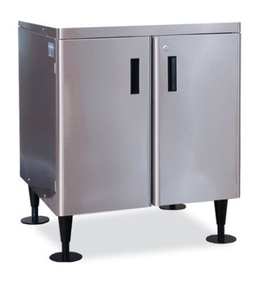 SD-200, Icemaker/Dispenser Stand with Lockable Doors
