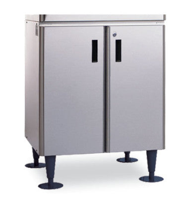 SD-500, Icemaker/Dispenser Stand with Lockable Doors - BUYREL