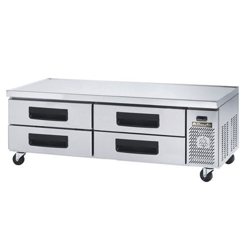 "BACB74-4 Drawers Chef Base 74"",Marin Edge-buyREL"