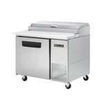 BAPP44-1 Door All Stainless Pizza Prep.Table-buyREL