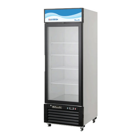 BKGM12-12 CuFt. 1 Glass Door Refrigerator (Swing)-buyREL
