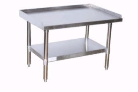 "Deluxe Equipment Stand Size  24"" W x 24"" D x 24"" H"