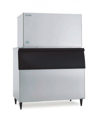 KM-1301SWH3, Ice Maker, Water-cooled, Stackable, 3 Phase-BUYREL