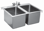 Drop In Sinks-2C1014-CWP