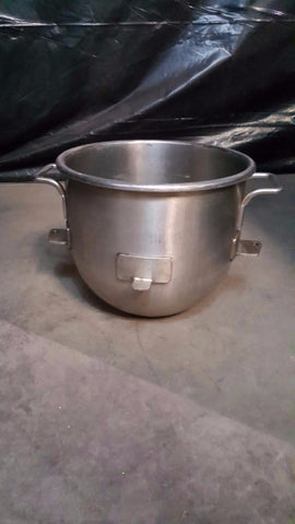 Used-Hobart VMLH30 Stainless Steel 30 qt. Mixer Bowl-buyREL
