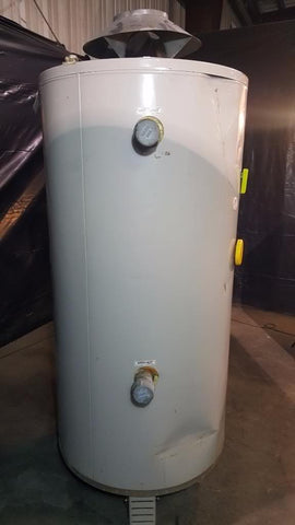 Used-A.O. Smith BTR-400-118 BTU Input Commercial Gas Water Heater, Natural Gas-buyREL