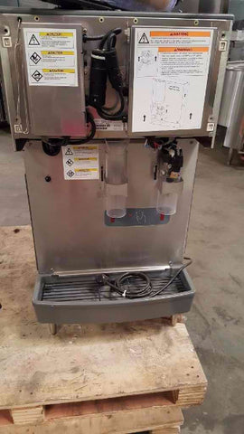 Used- Follett Symphony 25C1400A Ice & Water Dispenser-buyREL