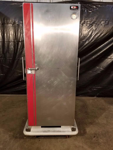 Used-Carter-Hoffmann Mobile Stainless Steel Holding Cabinet-buyREL