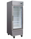 Reach-In Refrigerator 1-27G / 1 Glass Door