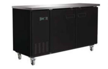 Back Bar Cooler 61-24