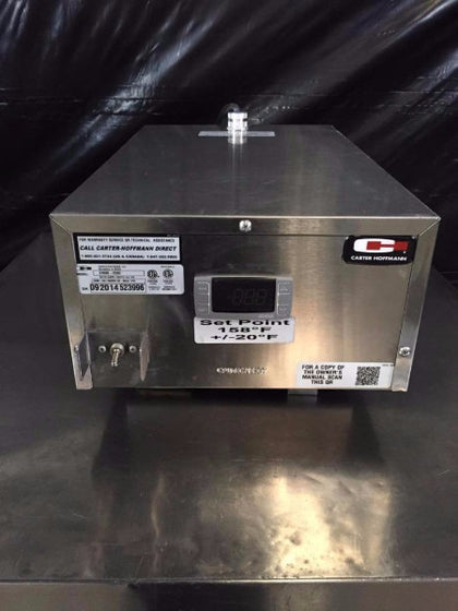 Used-Carter-Hoffmann 27080-2280 Countertop Heated Display Base-BUYREL