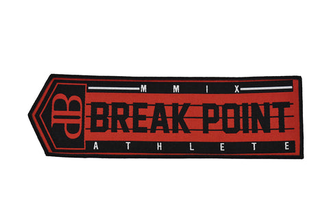 Break Point Submission Artist Patch