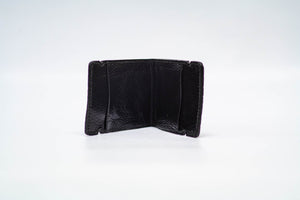Cash Cover - Bison (Black) With Hornback (Light Brown) Inlay