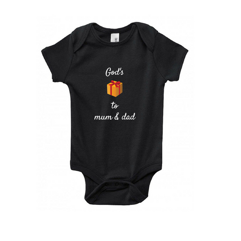 God's Gift Infant One-piece