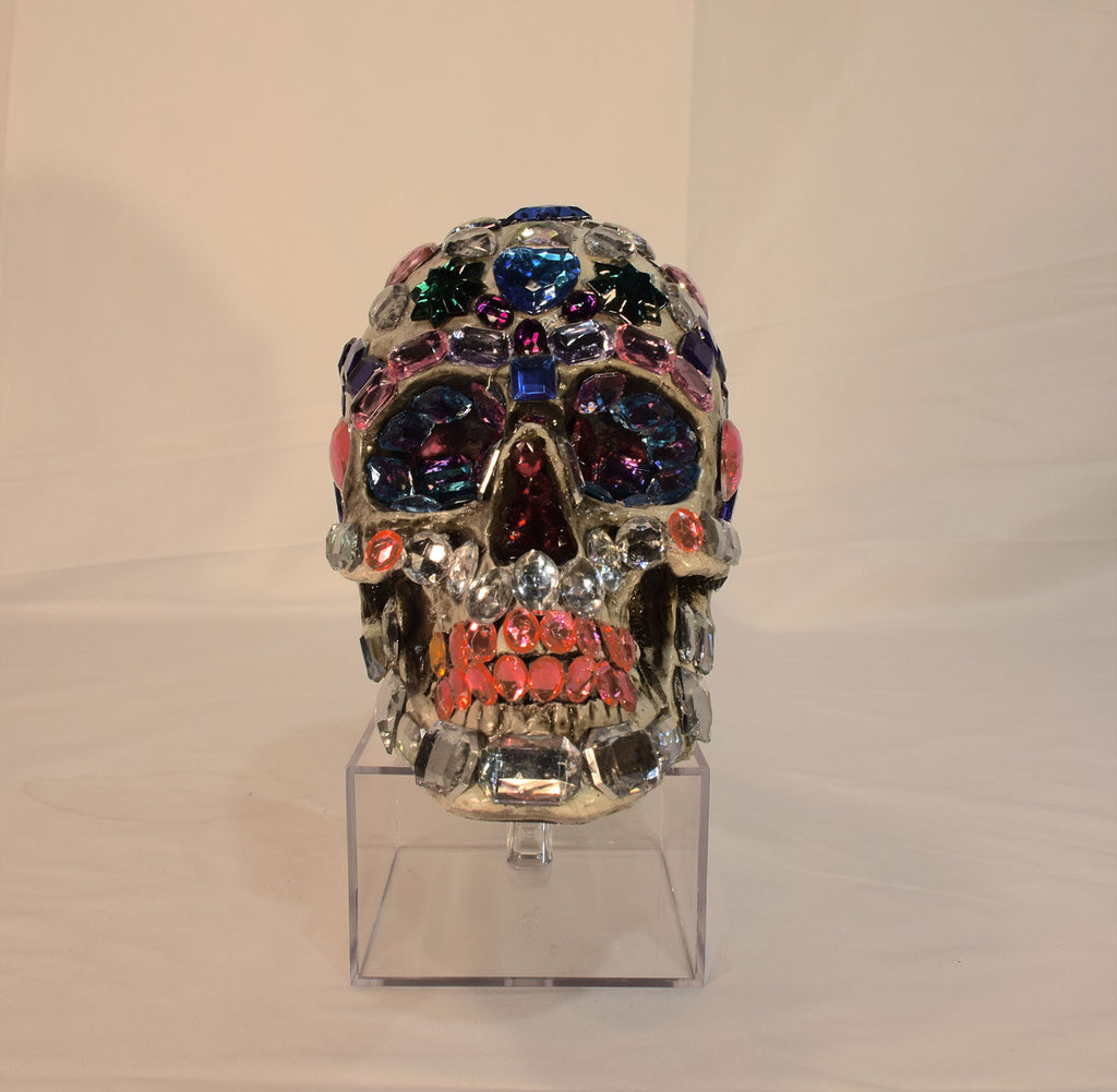 Day of the Dead Heads - Skull Prime