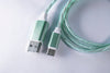 LED USB Cable (Green)