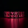 Reptilia Pink Ombre Tile Set (LEDs NOT included)