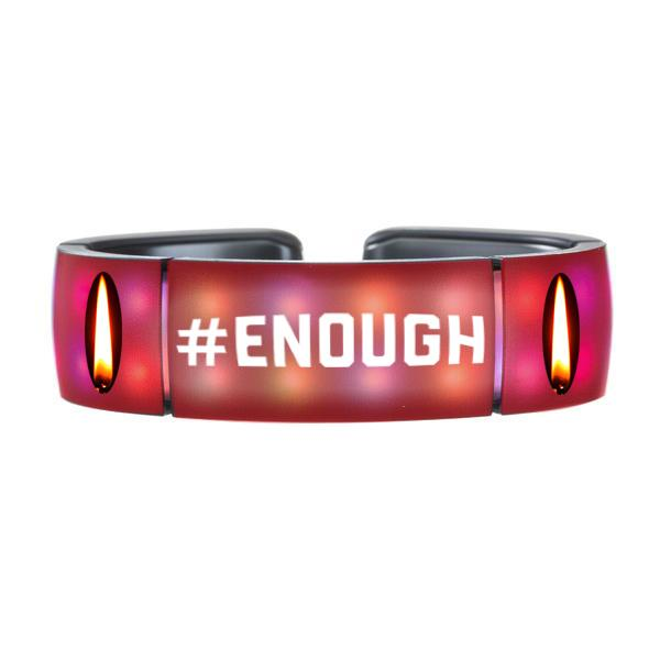 #ENOUGH Tile Set
