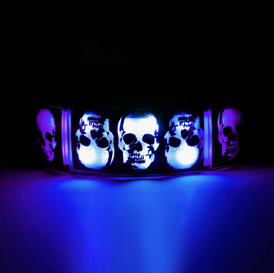 Skulls Tile Set (LEDs NOT included)