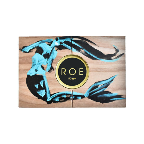 ROE Caviar - Donald Robertson Limited Edition Gift Set