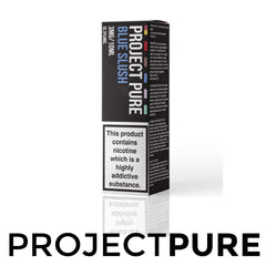Project Pure E Liquids by Global Hubb